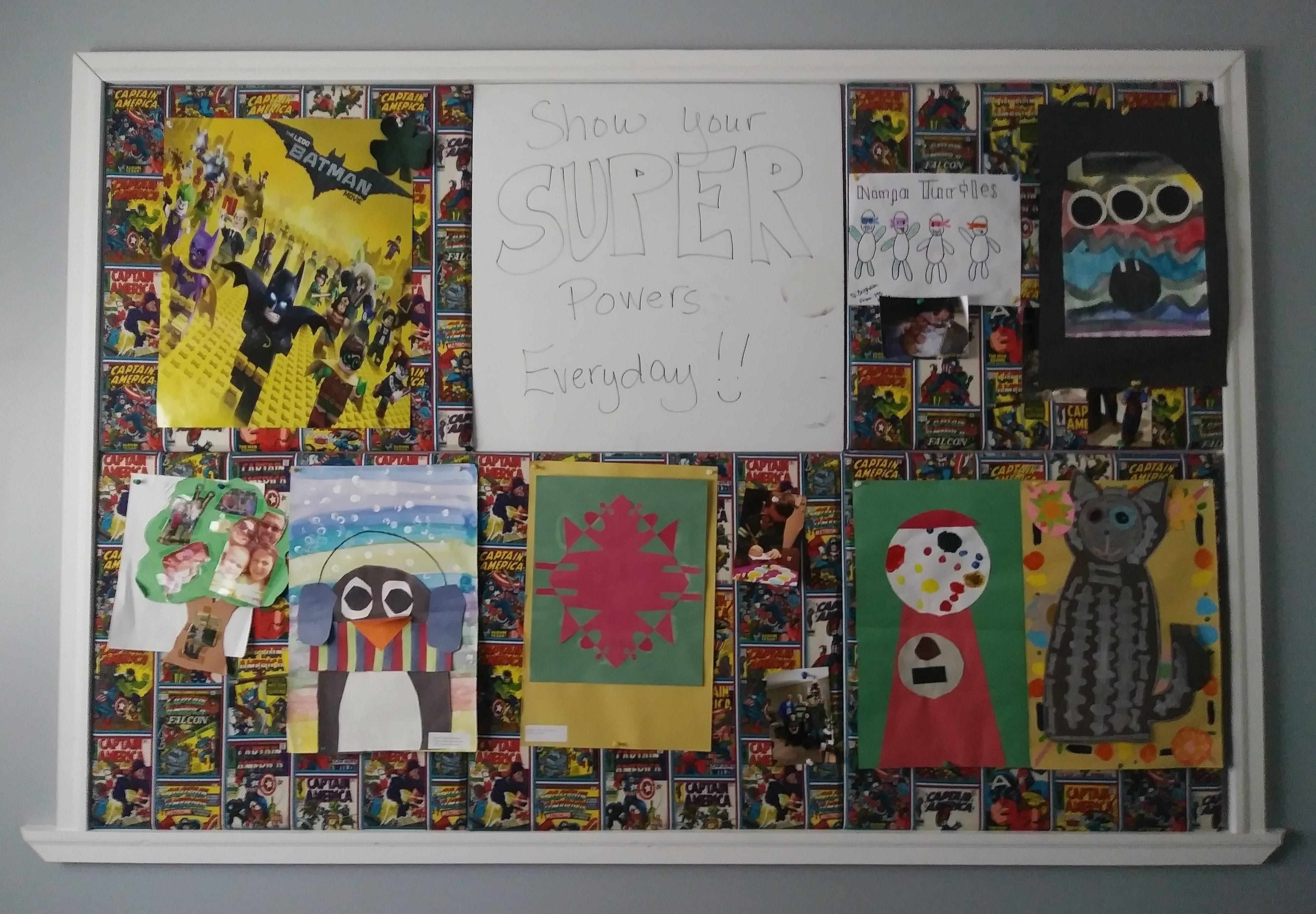 Bulletin Boards In Kids Rooms